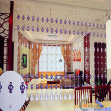 china metal beads string curtain