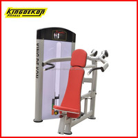 KDK 1001 Shoulder press machine/ exercise fitness equipment/body building gym equipment