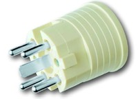 SMP25656 Busch Jaeger electrical power plug (male) 2590-0-0024 2364SW