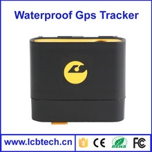 New real time mini Waterproof GPS tracker support Monitoring and communication