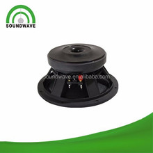 Best price!!! 350W 10 inch woofer/ aluminum china high power LF driver/subwoofer speaker F1065