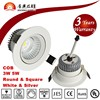 Round 3W LED Downlight, High Quality 5W LED Downlight, LED Light Downlight