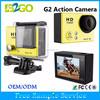 Micro camera HD go pro waterproof sport cam mini dv sj4000 wifi 1080p 2 inch mini camcorder G2 mini DVR sj 4000 action camera