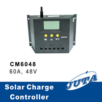 60amp 48volt solar charge controller CE ROHS solar charge controller 48v 60a