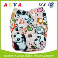 New Hot Sale Wholesale Alva Washable Baby Diapers