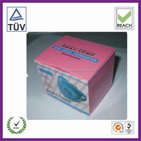 High quality body whitening soap with lavender oil packing box