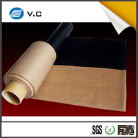 Manufacturer ptfe teflon thermal conductive fabric