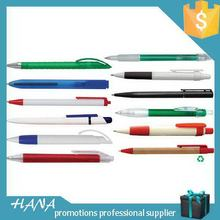 Super quality hot selling unique promotional ball pen