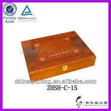 Handicraft Carving bamboo box (QL-1492)