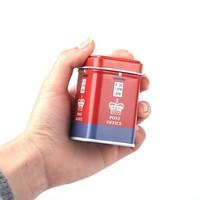 Square Tin Box| Chocolate Box| Small Cute Metal Box TB0026