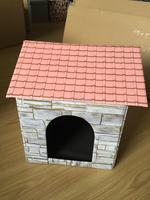 foldable pet house