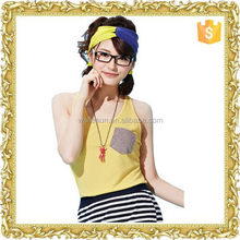 Alibaba china viscose plain color women s lace tank top