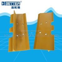 Hitachi excavator track shoe, track pads,excavator steel track pads/EX300 excavator track shoe assembly