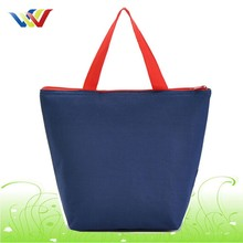 Large shoulder tote cooler bag