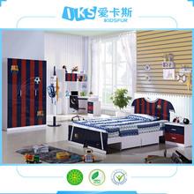 football fans bedroom furniture for kids 8350-1