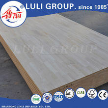 Rubberwood finger joint board from manufacturer