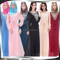 2015 fashion design dubai abaya wholesale