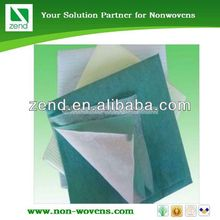 pp nonwoven 100%cotton sheeting fabric.
