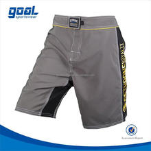 High quality make your own fight gear compression MMA shorts