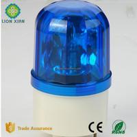 Bulb revolving security car warning beacon