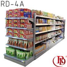 RD-4A Heavy supermarket shelf 100-120kg