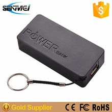 promotional gift hong kong rechargeable car power bank 4000mah