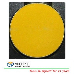 Great heat resistance inorganic pigment molybdate chrome red 207 for paint coloring