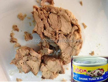 Fresh Canned Tuna In Oil With Good Price
