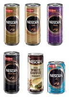 NESTLE Ready to Drinks coffee