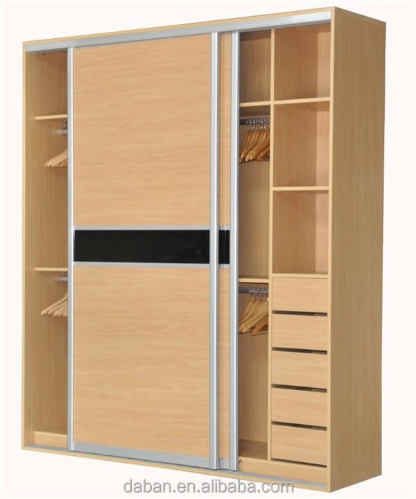 Dise o simple dormitorio dise o de vestuario barato for Roperos para dormitorios modernos