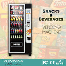 Automatic coin operated vending machine for sale