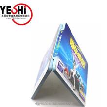 popular customize metal CD tin box for packing