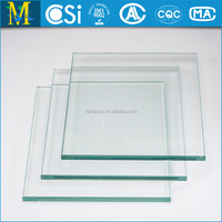Chemically Tempered/Thoughend Glass/ Glass Fence panels