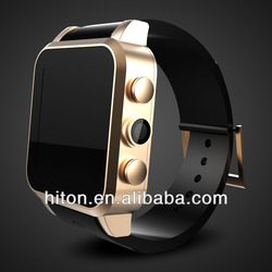 Hot-selling MT6572 Android 3G smartwatch with GPS,WCDMA+GSM