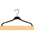 Roupas de plástico rack para blusa/saia( de veludo)