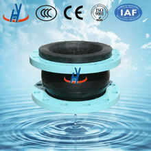 Sale worldwide single ball rubber expansion joint