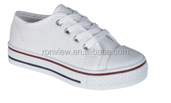 China Girls Stylish Canvas Shoes and vulcanized Shoes
