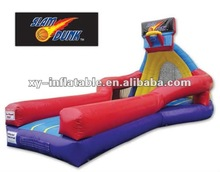 Inflatable sports games inflatable basketball game