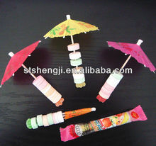 Mini Colorful Umbrella Toy Candy