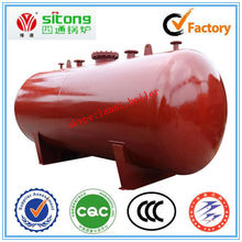 Stainless low price good industry natural gas tank /pressure tank, pressure vessel