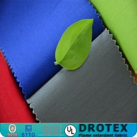 PARA ARAMID retardant fiber fabric fire proof fire resistant fabric