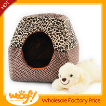 Hot selling pet dog products dog cave bed