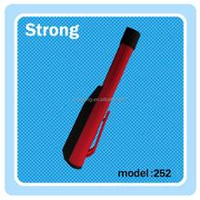 0.06W*6(CHN) pen type work light 3*AAA battery led work light plastic pen type work light