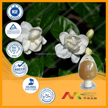 100% natural and high quanlity Cape Jasmine fruit Extract powder