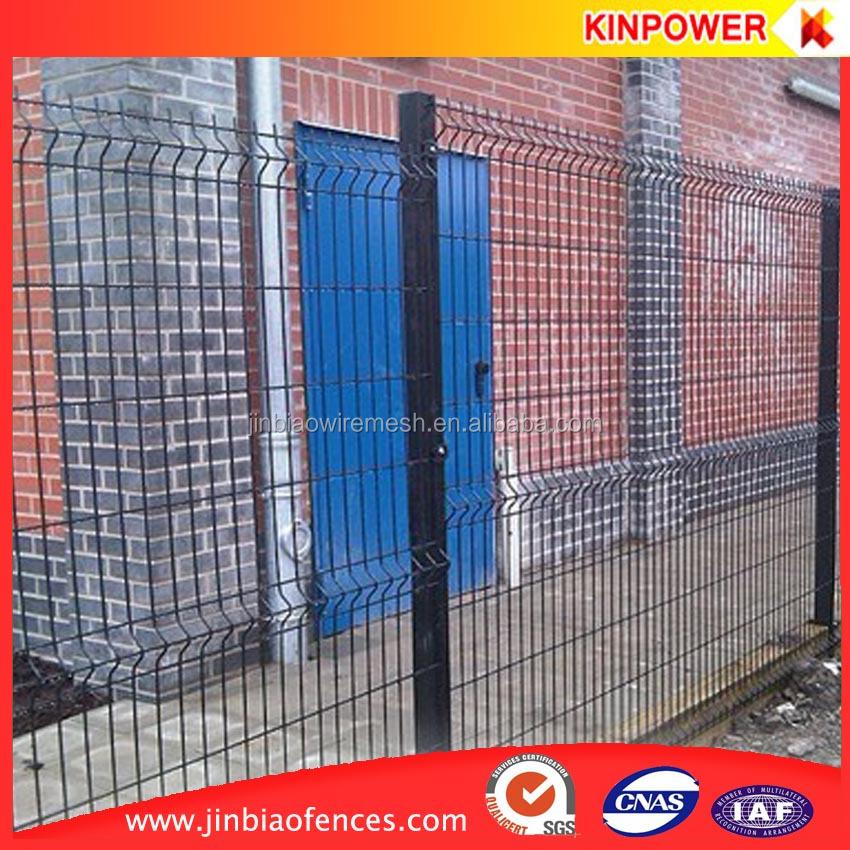 Decorative flower wire mesh fence anti climb garden