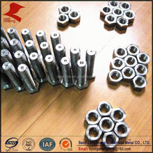 Tornillos de titanio piezas de bicicleta