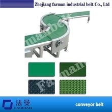 High quality food grade pvc conveyor belt/plastic conveyor belt