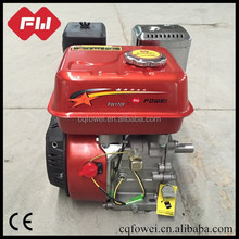 New Condition Twin Cylinder Gas Engine