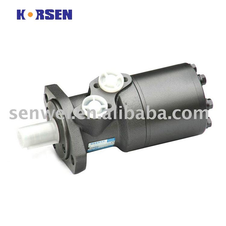 Iso9001 Certificate Small Eaton Hydraulic Motors Orbit