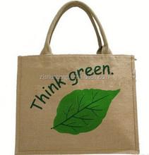 newest durable cheap jute shopping bag wholesale manufacturers
